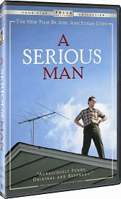 A Serious Man with Michael Stuhlbarg: DVD Cover