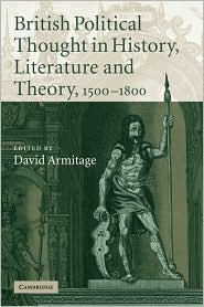 British Political Thought in History, Literature and Theory