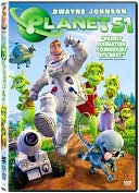 Planet 51 with Dwayne Johnson
