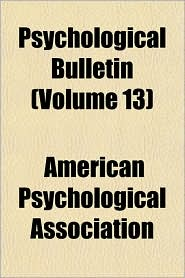 Psychological Bulletin