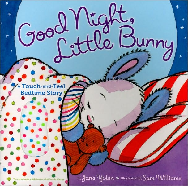 young readers good night little bunny
