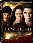 Video/DVD. Title: The Twilight Saga: New Moon