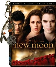 The Twilight Saga: New Moon with Kristen Stewart: DVD Cover