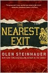 Book Cover Image. Title: The Nearest Exit, Author: by Olen Steinhauer
