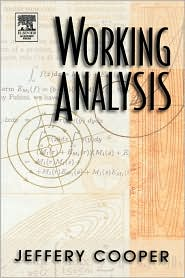 Working Analysis