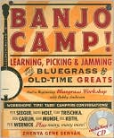 Banjo Camp! by Zhenya Gene Senyak: Book Cover