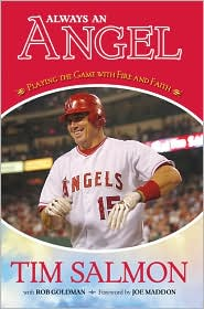 Always an Angel by Tim Salmon: Book Cover