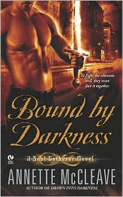Bound by Darkness by Annette McCleave: Book Cover