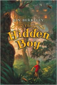 The Hidden Boy by Jon Berkeley: Book Cover