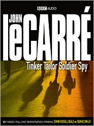 Tinker, Tailor, Soldier, Spy: Smiley Series, Book 5