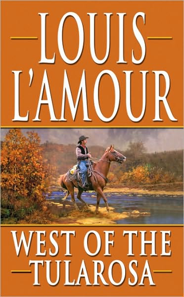 West of the Tularosa book cover