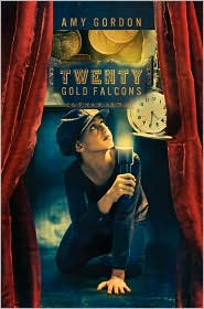 Twenty Gold Falcons by Amy Gordon: Book Cover