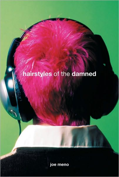 hairstyles of the damned. Hairstyles of the Damned book cover