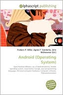 Android (Operating System) (Paperback) ~ Frederic P. Miller (Aut... Cover Art