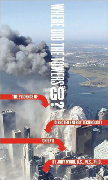 Tangible Information: JUDY WOOD BOOK - Where did the towers go?