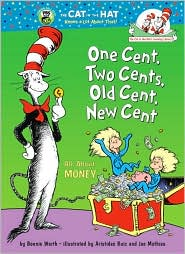 One Cent, Two Cents, Old Cent, New Cent by Aristides Ruiz: Book Cover