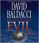 Deliver Us from Evil by David Baldacci: CD Audiobook Cover