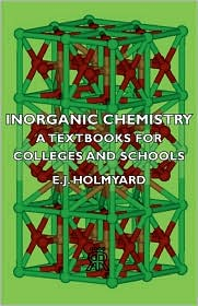 Inorganic Chemistry - A Textbooks For C...