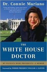 White House Doctor by Connie Mariano: Book Cover
