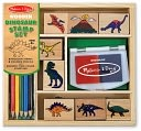Dinosaur Stamp Set by Melissa & Doug: Product Image