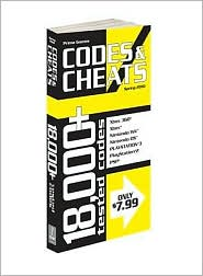 Codes & Cheats Spring 2010: Prima Official Game Guide