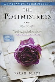 The Postmistress by Sarah Blake: Book Cover