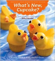 What's New, Cupcake? by Karen Tack: Book Cover