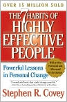 Book Cover Image. Title: The 7 Habits of Highly Effective People: Powerful Lessons in Personal Change, Author: by Stephen R. Covey