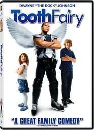 Tooth Fairy starring Dwayne Johnson: DVD Cover