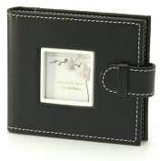 Product Image. Title: Piping Black Mini Photo Album
