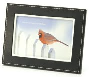 Product Image. Title: Accent Black 4x6 Picture Frame