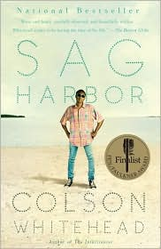 Sag Harbor by Colson Whitehead: Book Cover
