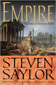 Empire :  The Novel of Imperial Rome