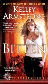 Bitten (Women of the Otherworld Series #1) by Kelley Armstrong