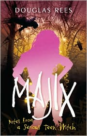 Majix by Douglas Rees: Book Cover