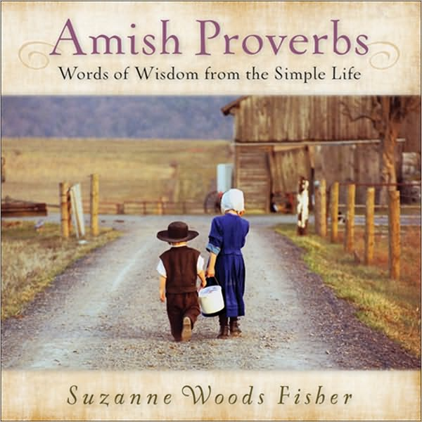 Amish Proverbs by Suzanne Woods Fisher