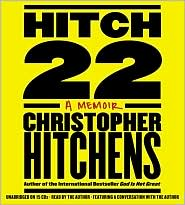 Hitch-22 by Christopher Hitchens: CD Audiobook Cover