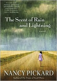 The Scent of Rain and Lightning by Nancy Pickard: CD Audiobook Cover