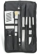Product Image. Title: Nine Piece Barbecue Set