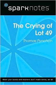 an analysis of the crying of lot 49 Analysis of the thomas pynchon novel literary purpose of oedipa maas in  the crying of lot 49 analytical essay by the research group.
