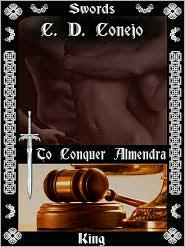 C. D. Conejo - To Conquer Almendra [Tarot Series King of Swords]