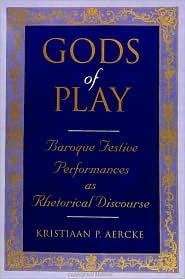 Kristiaan Aercke - Gods of Play