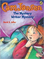 Joy Allen  David A. Adler - Cam Jansen: Cam Jansen and the Mystery Writer Mystery #27