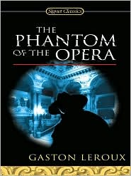 The Phantom of the Opera by Gaston Leroux: Download Cover