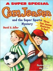 Joy Allen  David A. Adler - Cam Jansen: Cam Jansen and the Sports Day Mysteries