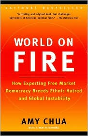 Amy Chua - World on Fire