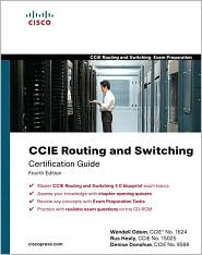 Wendell Odom - CCIE Routing and Switching Exam Certification Guide