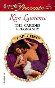 Kim Lawrence - The Carides Pregnancy