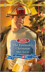 Meg Lacey - Fireman's Christmas