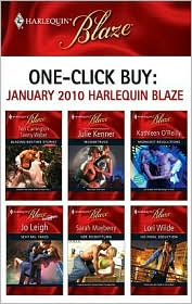Julie Kenner, Kathleen O'Reilly, Sarah Mayberry, Tawny Weber, Tori Carrington  Jo Leigh - One-Click Buy: January 2010 Harlequin Blaze